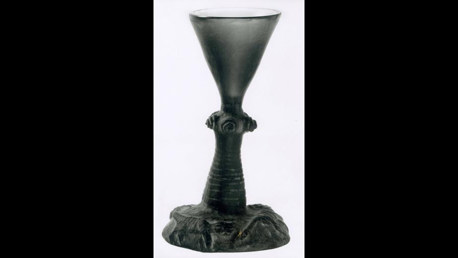 Tygr, čedič, sklo,1994