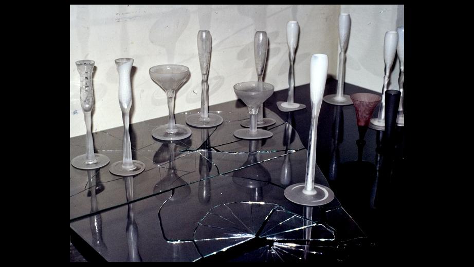 ledový stůl